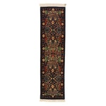 2'5 x 10' Hand-Knotted Indo-Persian Bijar Carpet Runner, 2010s