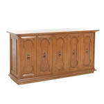 Fruitwood Sideboard, Mid to Late 20th Century