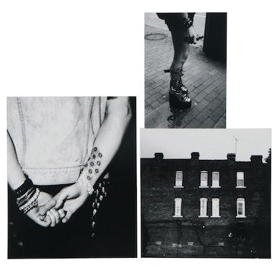 Jaime Bird Black-and-White Digital Photographs, 21st Century
