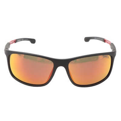 Carrera Mirrored Lens Sunglasses with Case