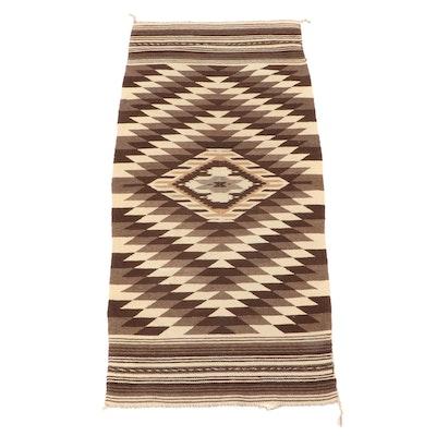 2'3 x 4'11 Zapotec Wool Area Rug