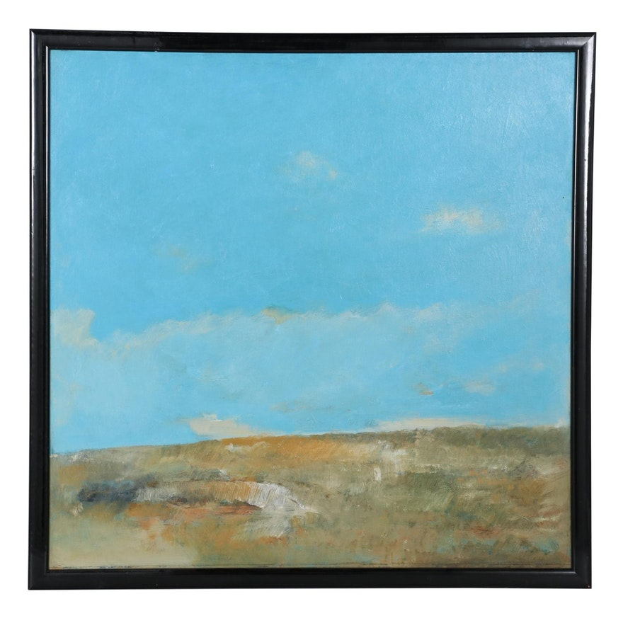 Robert Knipschild Landscape Oil Painting