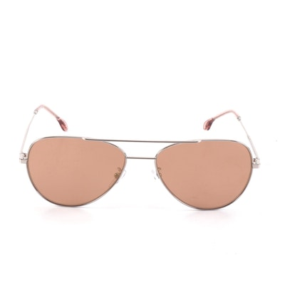 """Paul Smith """"Angus"""" Pink Tinted Sunglasses with Case"""