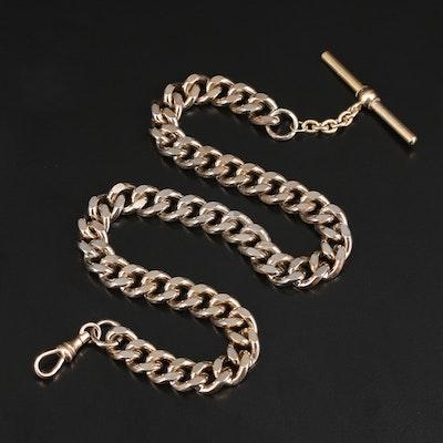 Curb Watch Chain