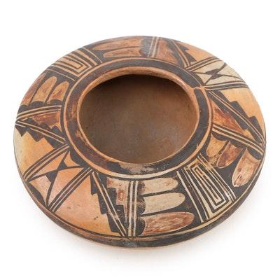 Hopi Glazed Earthenware Jar, 1930s
