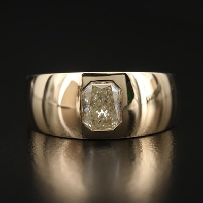 14K 1.02 CT Diamond Ring