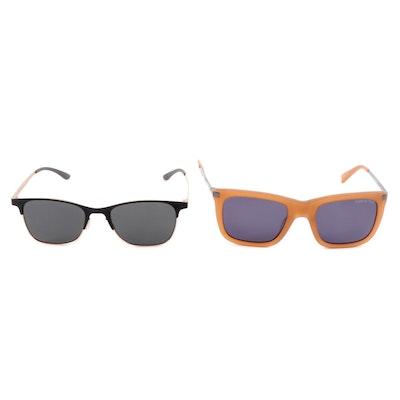 Kenneth Cole KC7203 and Adidas Originals AOM001 Sunglasses