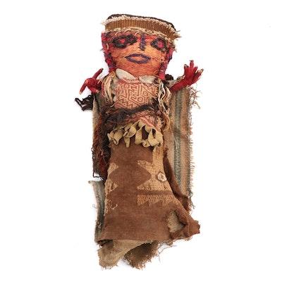 Chancay Burial Cloth Doll, Peru