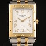 Raymond Weil Tango Two-Tone Stainless Steel Quartz Wristwatch
