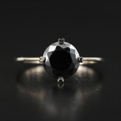 14K Spinel Ring