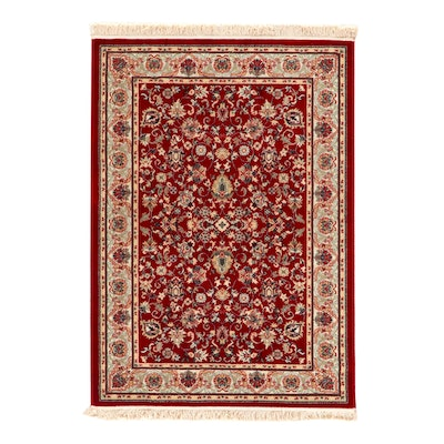 """3'10 x 5'9 Machine Made Couristan """"Shirvan"""" Collection Area Rug"""