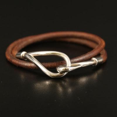 Hermès Double Tour Jumbo Bracelet