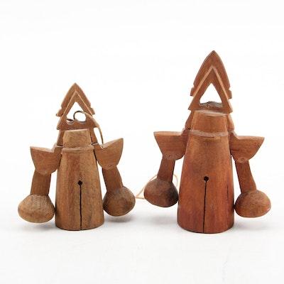 Southeast Asian Wooden Bells