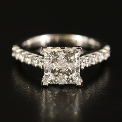 14K 2.00 CTW Diamond Ring