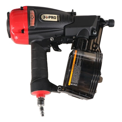 NextWay 3 PRO HCN65P Siding Coil Nailer, Case and Accessories