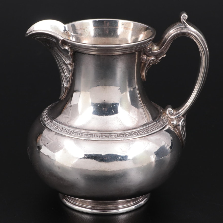 William Gale of Tiffany & Co. Sterling Silver Creamer, c. 1860–1865