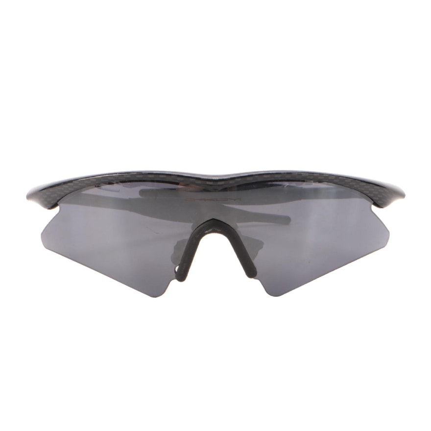 Oakley M Frame Sweep Sunglasses with Case