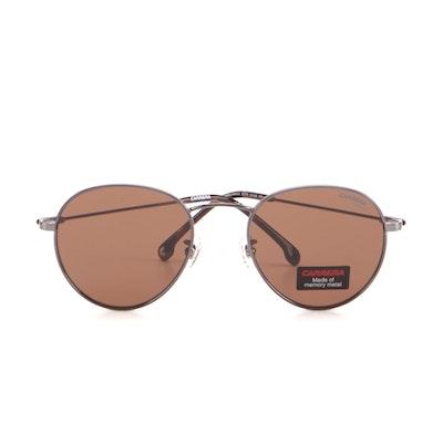Carrera 216/G/S Round Sunglasses with Case