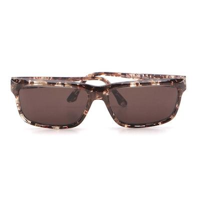 Elcé of France Rectangular Alexis Sunglasses