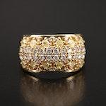 18K 1.26 CTW Diamond Ring