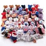 """Ty """"Union"""", """"Homeland"""", """"Salute"""" and Other Patriotic and Military Beanie Babies"""