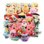 "Ty ""SpongeBob SquarePants"" Characters Plush Toys"