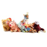"""Ty """"Rooster"""", """"Dragon"""" and Other Chinese Zodiac Animal Beanie Babies"""