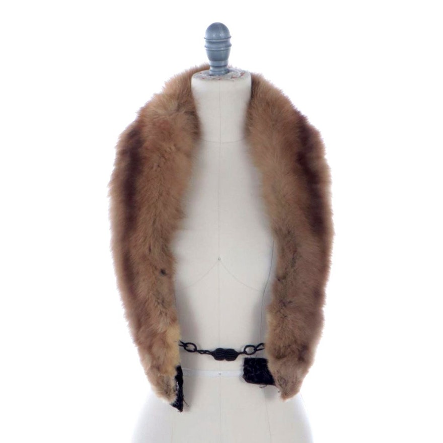 Marten Fur Stole from McDaniel Furs