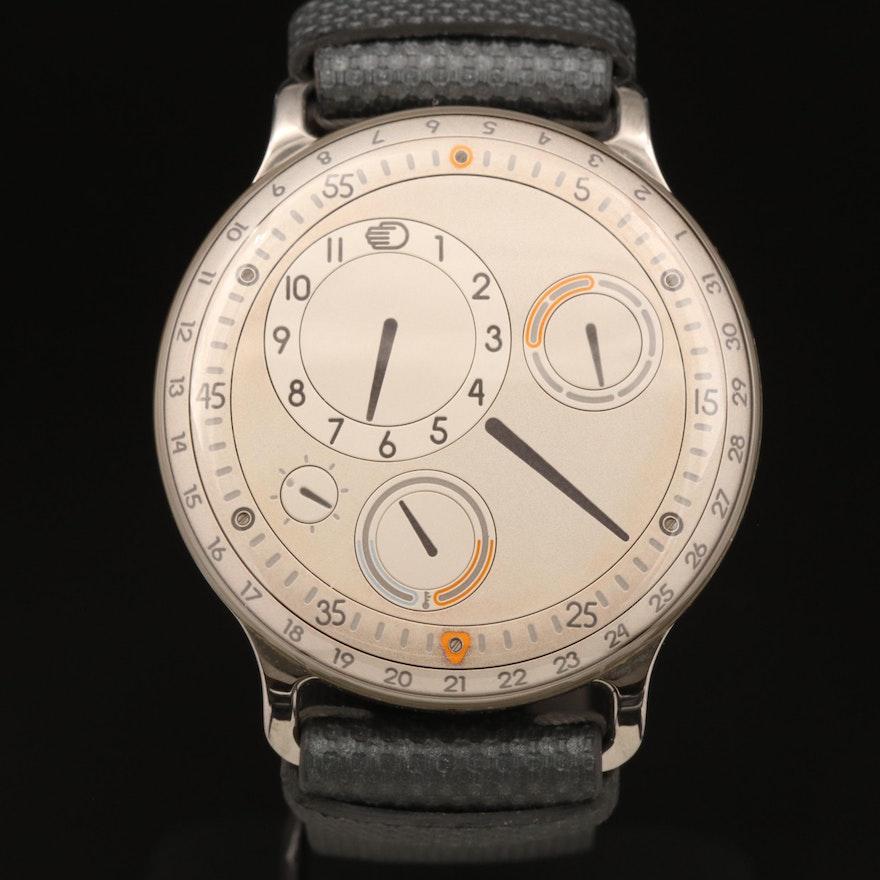 Ressence Type 3W Titanium Automatic Wristwatch