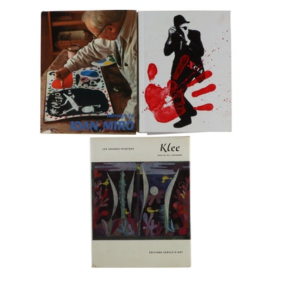 """Hank O'Neal and Chris Stain Signed """"XCIA Street Art Project"""" and More Art Books"""