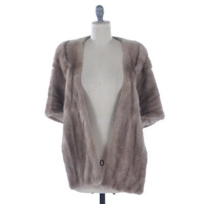 Mink Fur Stole from Fettner Felix Friedman Furs of Cincinnati