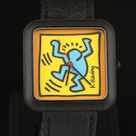 Special Editions Limited Keith Haring Art Watch