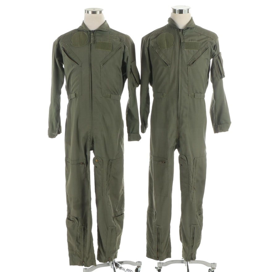 Men's United States Air Force CWU-27/P Flight Summer Coveralls