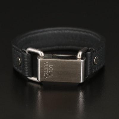 Louis Vuitton Damien Infini Bandit Bracelet