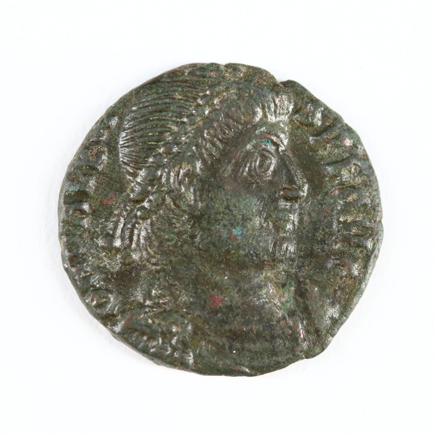 Ancient Roman Imperial AE 3 of Valens, 364–367 AD