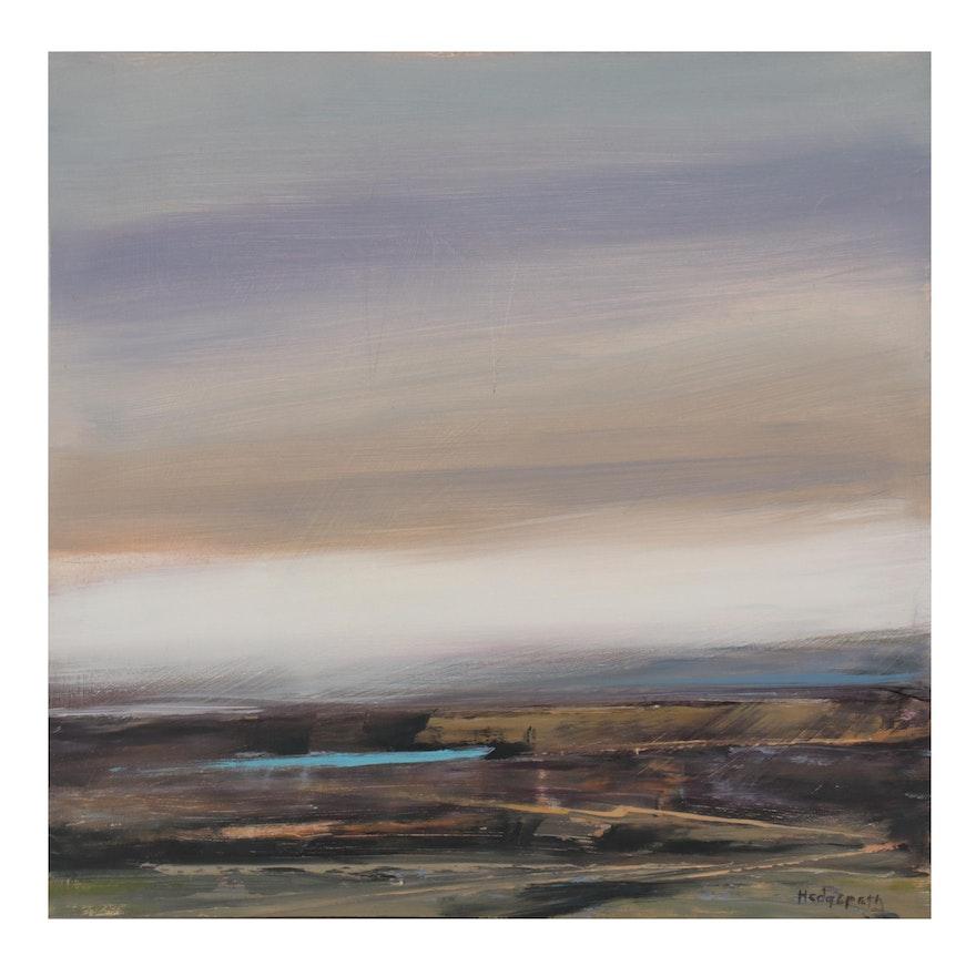 Stephen Hedepeth Landscape Oil Painting, 21st Century