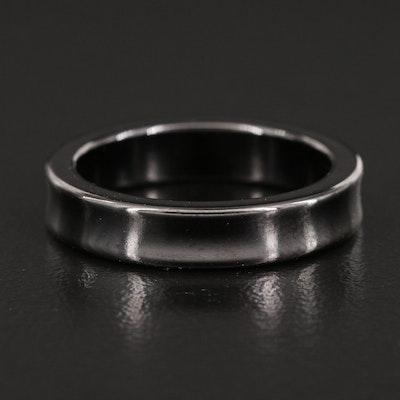 "Tiffany & Co. ""1837"" Titanium Ring"
