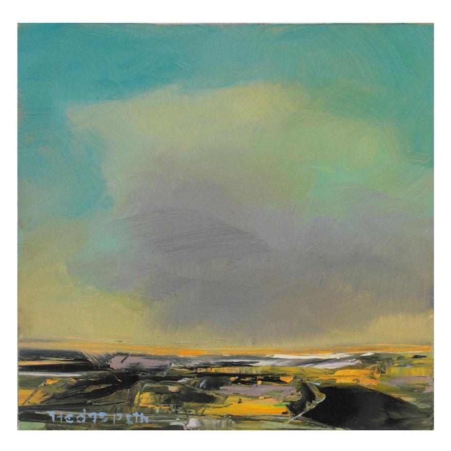 Stephen Hedgepeth Landscape Oil Painting