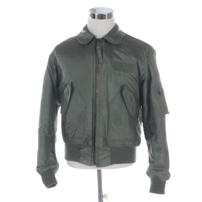 Men's Military CWU 45/P Flight Jacket
