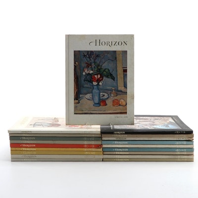 """""""Horizon: A Magazine of the Arts"""" Collection, 1970s"""