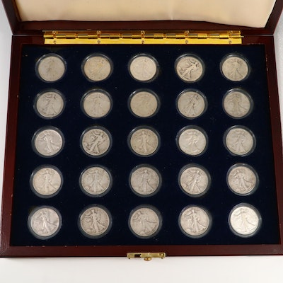 """""""America's Great Silver Half Dollar Collection"""""""