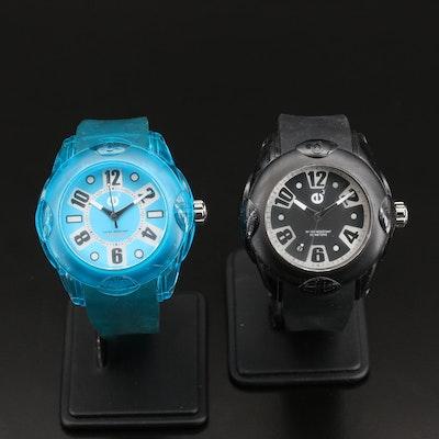 Pair of Tendence Quartz Wristwatches