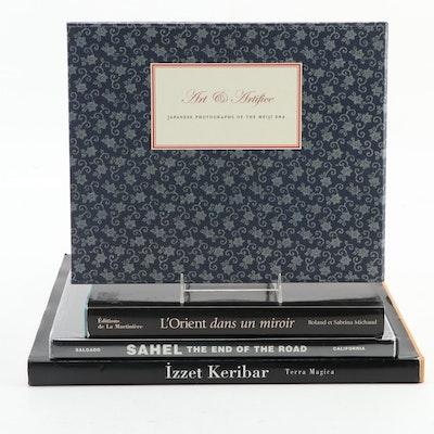 """Signed """"Sahel"""" by Sebasião Salgado and More Photography Books"""