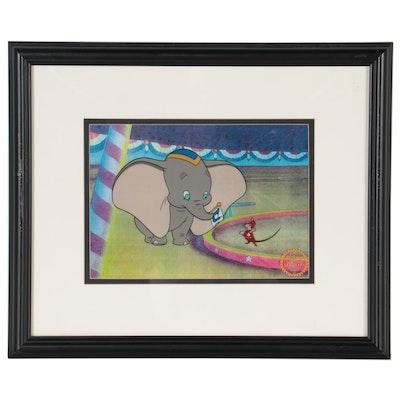 """Disney Sericel """"Dumbo"""""""