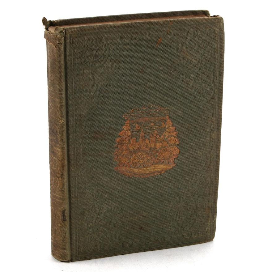 """Wolfert's Roost"" by Washington Irving, 1855"