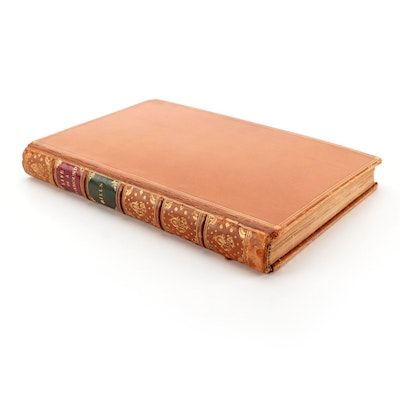 """Second Edition """"Life of a Foxhound"""" by John Mills, 1861"""