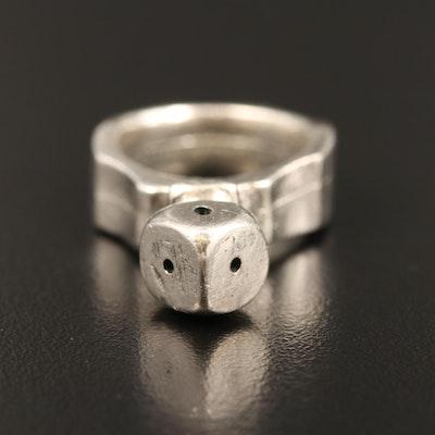 Yemeni Sterling Silver Ring