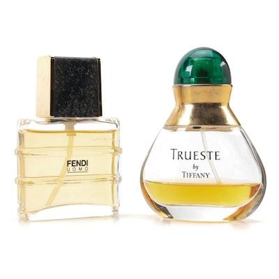 "Fendi ""Uomo"" and Tiffany & Co. ""Trueste"" Perfumes"