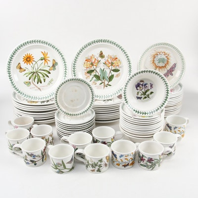 """Portmeirion """"The Botanic Garden"""" Ceramic Dinnerware"""
