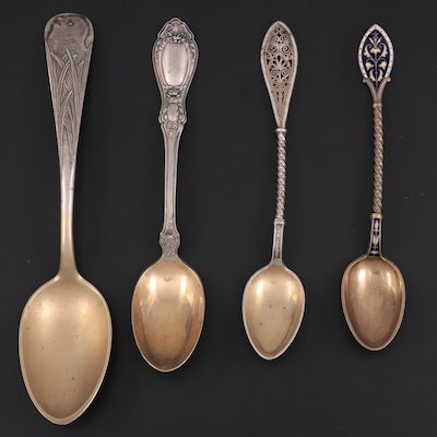 George W. Shiebler & Co. Sterling Silver Spoon and More